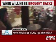 Nirav Modi denied bail, to stay in custody till March 29