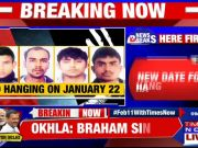 Nirbhaya convicts will be hanged on Feb 1 at 6 am, new death warrant issued