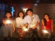 Nisha Aur Uske Cousins: Diwali Celebration on Sets