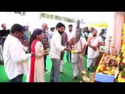 Nithin new movie opening video
