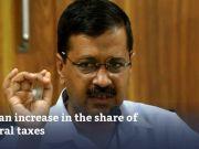NITI meet: Delhi CM Arvind Kejriwal raises statehood demand, hike in tax share