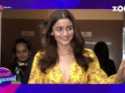 No bitterness amid ex-flames Sidharth Malhotra and Alia Bhatt