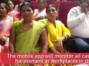 Noida: 'SHOR', sexual harassment monitoring app launched by administration
