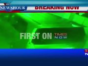On cam: Unidentified miscreants torch BJP leader's vehicle