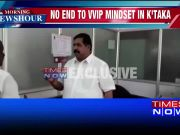 On tape: Congress MLA's aide threatens to set BBMP office on fire