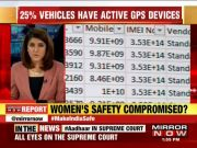 Only 25 percent vehicles have active GPS devices: Report