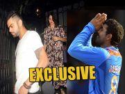 Oops! Ravindra Jadeja calls Anushka Sharma his 'Bhabhi'