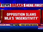 Opposition attacks NDA govt, calls BJP's policies 'anti-farmer'