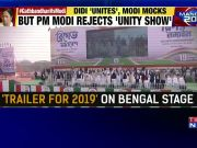 Opposition parties vow to oust PM Modi at Kolkata rally