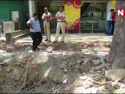 पुणे: फुटपाथ बनाने के दौरान एमएनजीएल की टूटी गैसपाइपलाइन को किया गया ठीक