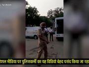 चंडीगढ़ पुलिस इस मजेदार अंदाज में कह रही है 'नो पार्किंग'