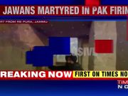 Pakistan continues ceasefire violation, India gives befitting reply