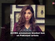 Pakistani artists banned in Bollywood; Anupam Kher lashes out at Navjot Singh Sidhu, and more
