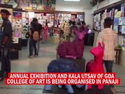Panaji: Annual Exhibition and Kala Utsav 2018 held at Goa College of Art