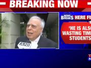 Pariksha Pe Charcha: PM must leave students alone, says Kapil Sibal
