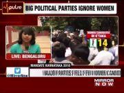 Patriarchal mindset in Karnataka polls: Only 59 women get tickets