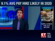 Pay hikes in India to fall to decadal low in 2020: Aon survey report
