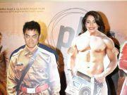 PK Teaser – Launch Event-  Aamir Khan & Anushka Sharma