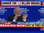 PM addresses plenary session of World Economic Forum in Davos