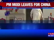 PM Modi leaves for China, to hold informal summit with Xi Jinping in Wuhan