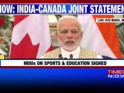 PM Modi meets Justin Trudeau, stresses on counter-terrorism agenda