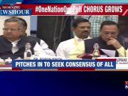 PM Modi pushes for simultaneous polls at NITI Aayog meet