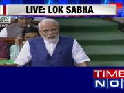 PM Modi replies to Motion of Thanks on the President's address