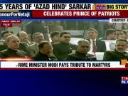 PM Narendra Modi gets emotional as he remembers contribution of policemen