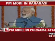 PM Narendra Modi inaugurates, lays foundation of projects worth Rs 3000 cr in Varanasi