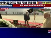 PM Narendra Modi inaugurates National Police Memorial