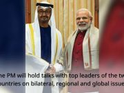PM Narendra Modi to embark on 3-day visit to UAE, Bahrain on 23 August