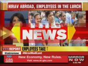 PNB fraud: Gitanjali employees take to streets demanding their dues