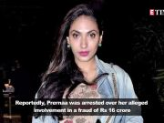 Poducer Prernaa Arora arrested by Economic Offences Wing
