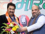 Popular singer Kumar Sanu joins BJP