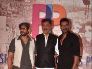Prakash Jha launches new films with Ajay Devgan