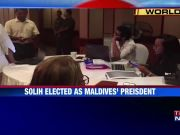 Presidential poll: Maldives opposition leader Solih declares victory