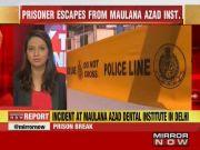 Prisoner escapes from Delhi hospital after throwing chilli powder at cops
