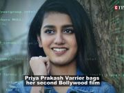 Priya Prakash Varrier on roll, signs second Bollywood film after 'Sridevi Bungalow'