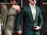 Priyanka Chopra and Nick Jonas steal the spotlight as they stroll along the romantic streets of Paris
