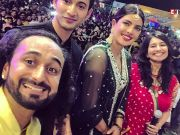 Priyanka Chopra gets into Navratri festival groove, plays dandiya with 'The Sky Is Pink' co-star Rohit Sharaf
