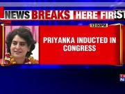 Priyanka Gandhi takes political plunge, appointed as AICC general secretary