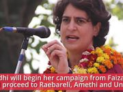 Priyanka Gandhi to embark on her 2-day UP campaign from today