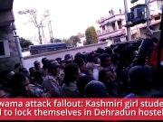 Pulwama attack fallout: Kashmiri girls students forced to lock themselves in Dehradun hostel room