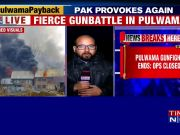 Pulwama gunfight ends; three terrorists killed