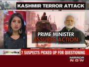 Pulwama terror attack: J&K Police detain seven people for questioning