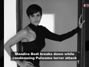 Pulwama terror attack: Mandira Bedi says, 'Not war, dialogue is the answer'