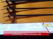 Pune: Exhibition displays weapons used during Shivaji Maharaj's reign