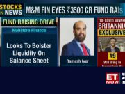 Quick Bytes: Mahindra Finance MD on plans to raise funds via rights issue