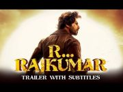 R...Rajkumar - Official Theatrical Trailer with English Subtitles