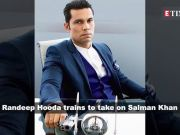 Radhe: Randeep Hooda lifts 640 pounds, trains to take on the 'most wanted bhai' Salman Khan